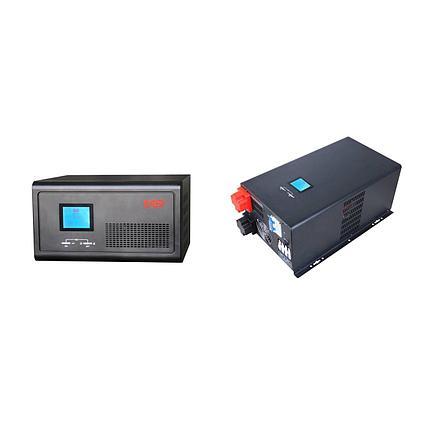 Инвертор, 600Вт, источник бесперебойного питания, работающие от внешних аккумуляторных батарей., фото 2