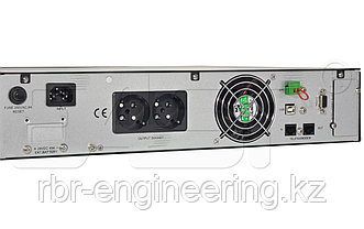 Источник бесперебойного питания, EA900 PRO RT, 2кВА/1800Вт,  в универсальном корпусе RT (башня/стойка), фото 2