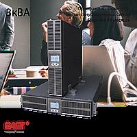 Источник бесперебойного питания, EA900 PRO RT, 3кВА/2700Вт,  в универсальном корпусе RT (башня/стойка)