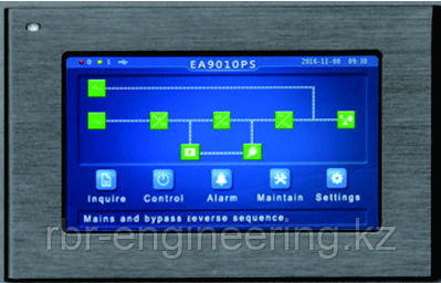 Источник бесперебойного питания, EA900 PRO, 10кВА/9кВт, 380В, фото 2