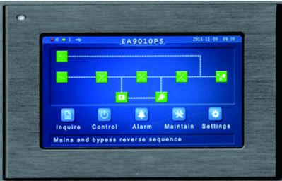 Источник бесперебойного питания, EA900 PRO, 30кВА/27кВт, 380В, фото 2