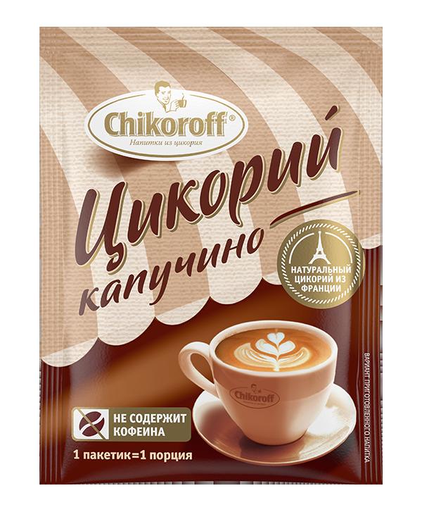 Цикорий капучино Chikoroff® 12г