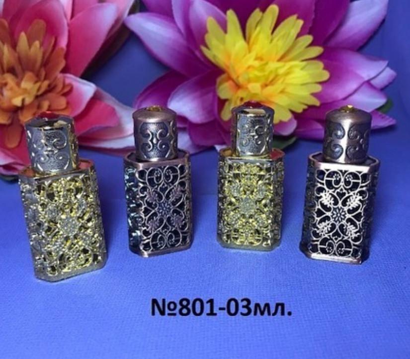 Флаконы для парфюмерии и масел 801-03 мл
