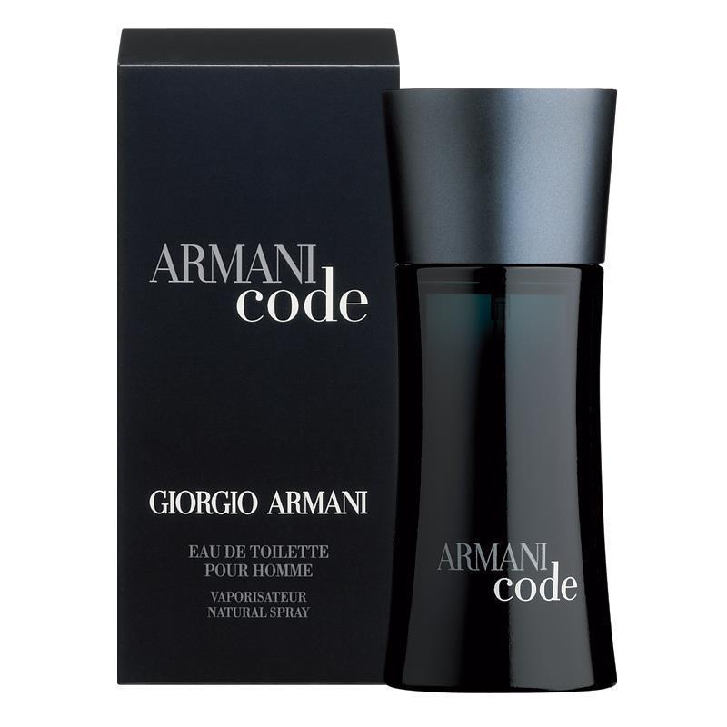Аромат направления BLACK CODE (ARMANI) PP 10-33