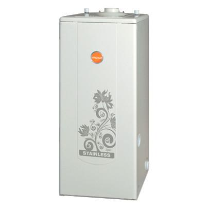 Напольный газовый котел малой мощности Kiturami TGB 30