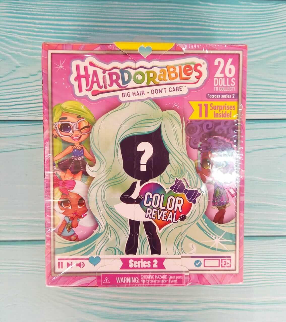 Кукла Hairdorables - Хеирдораблс 2 серия