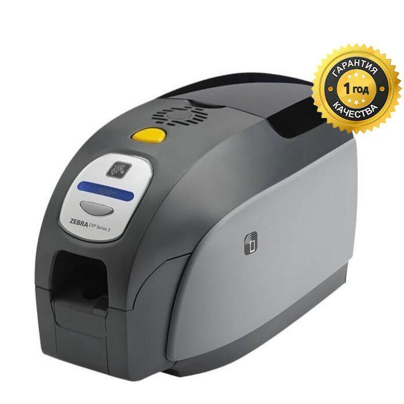 Принтер карточек Zebra ZXP Series 3