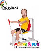 Детский тренажер Жим от груди 5-8 лет (MF-E06)