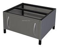 Подставка с тепловым шкафом Vesta для печи-мангала 25