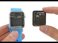 Замена, ремонт дисплея экрана Apple Watch 1 серия 38,42 миллиметра