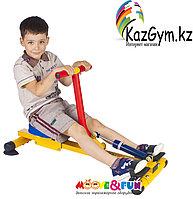 Тренажер детский механический гребной с одной рукояткой 3-8 лет (SH-04-A)