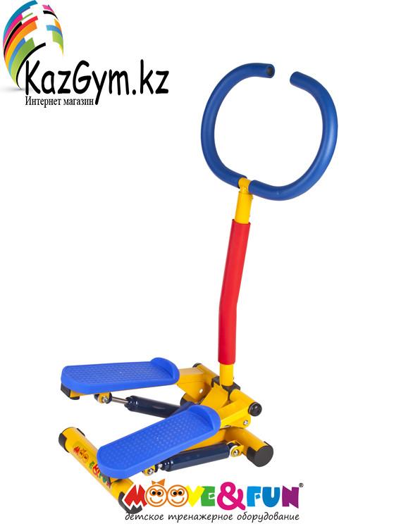 """Тренажер детский механический """"Степпер"""" с ручкой 3-8 лет  (SH-10)"""