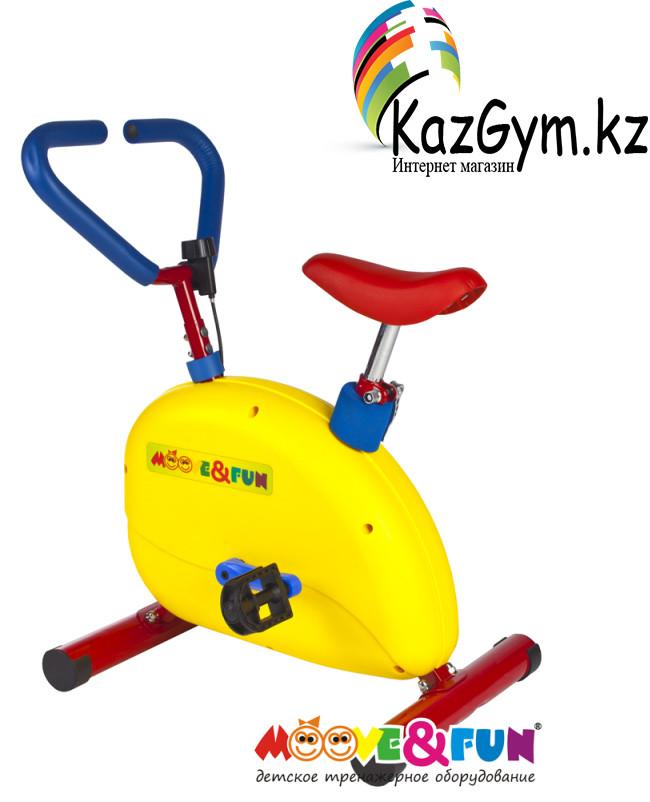 """Тренажер детский механический """"Велотренажер"""" 3-8 лет  (SH-002W)"""
