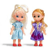 Набор мини-кукол Lily 8231
