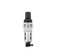 """GR60301 - FRC 136134-S Воздушный фильтр-регулятор Miniature 1/4"""", 550 л/мин, 9мл, поликарб"""