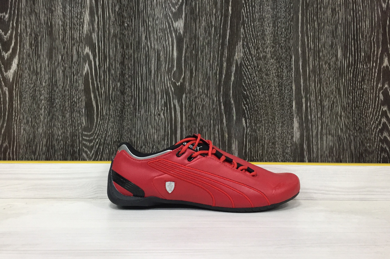 Кроссовки Puma Ferrari Future Cat M2 SF (Red)