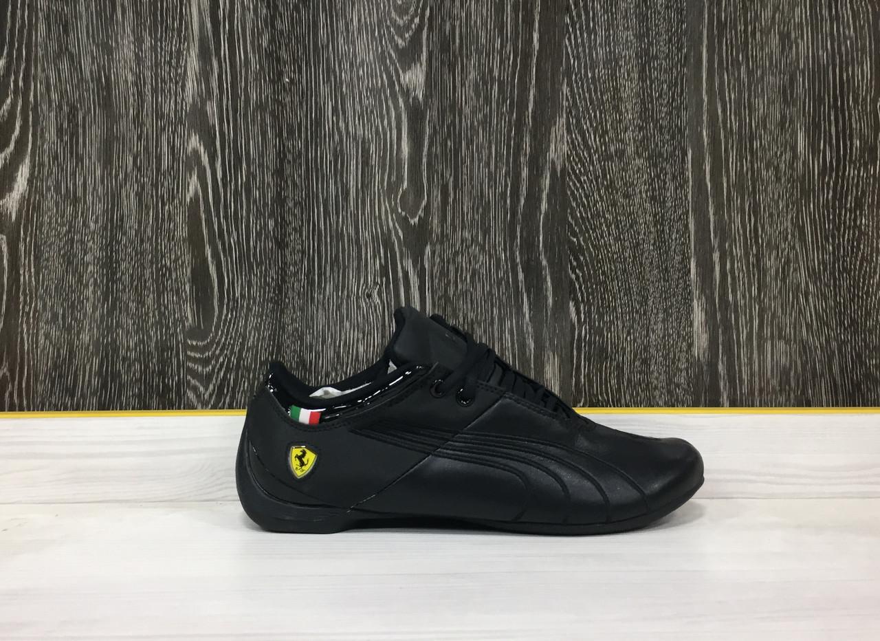 Кроссовки Puma Ferrari Future Cat M2 SF (Black)