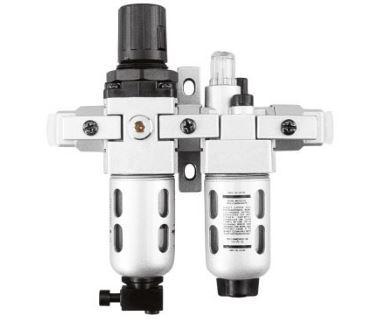 "GR60400 - FRCLM 136134-S 2-компонентный модуль Miniature, 1/4"", 500 л/мин, 9мл и 20мл, пол"