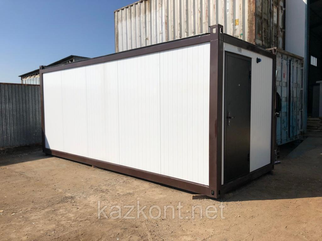 Жилой контейнер, жилые контейнеры