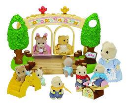 Sylvanian Families Детская площадка с качелями