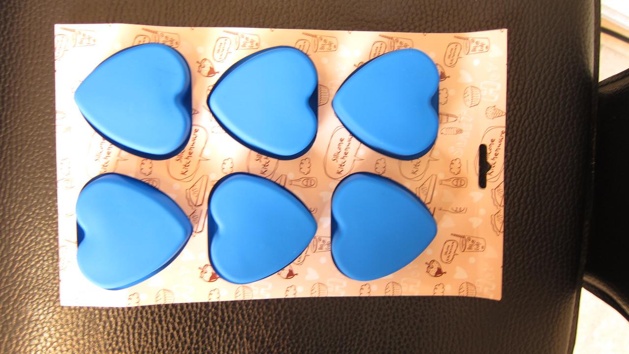 Силиконовая форма для выпечки - фото 2