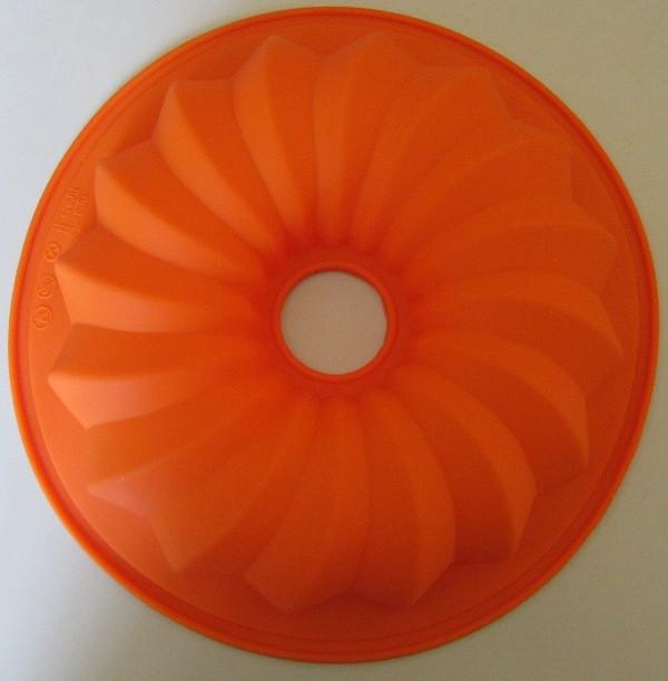 Силиконовая форма для выпечки - фото 1