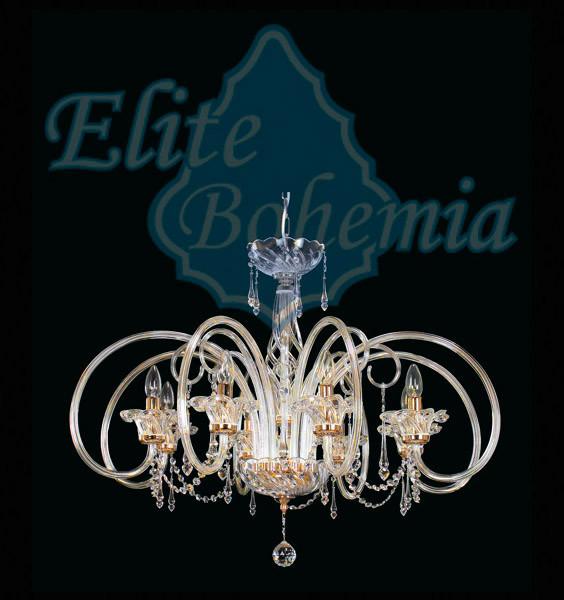 Люстра хрустальная Elite Bohemia, Чехия L440/8/03