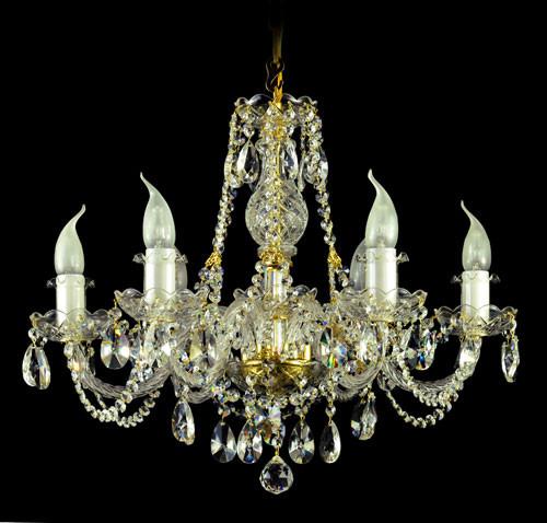 Люстра хрустальная HERMAN Lighting, Чехия Cecil 6