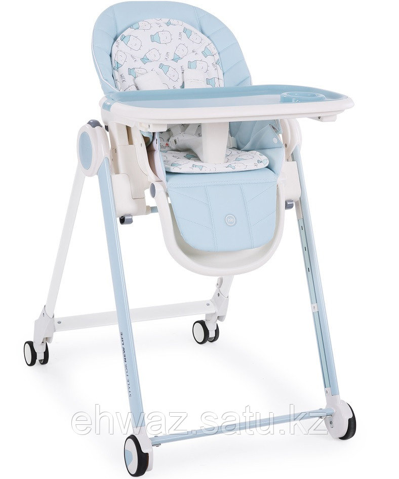 Стул для кормления Happy Baby Berny Blue