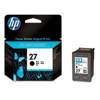Картридж HP 27 пигментный