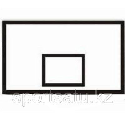 Щит баскетбольный игровой фанерный 180*105см