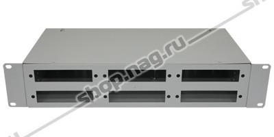 Полка оптическая R19-40-SC/UPC-SM