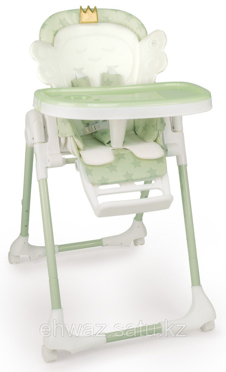 Стульчик для кормления Happy Baby Wingy Grass
