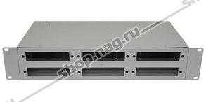 Полка оптическая R19-48-SC/UPC-SM
