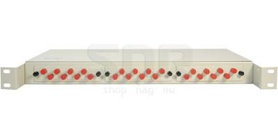 Полка оптическая R19-24-FC/UPC-SM