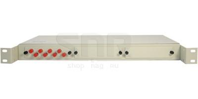 Полка оптическая R19-6-FC/UPC-SM