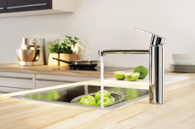 Кухонные смесители