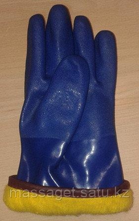 Перчатки морозостойкие облитые