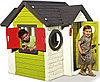 Домик детский игровой со звонком 810400 Smoby