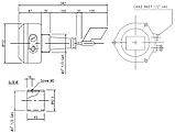 Датчик уровня цемента RLB110, фото 7