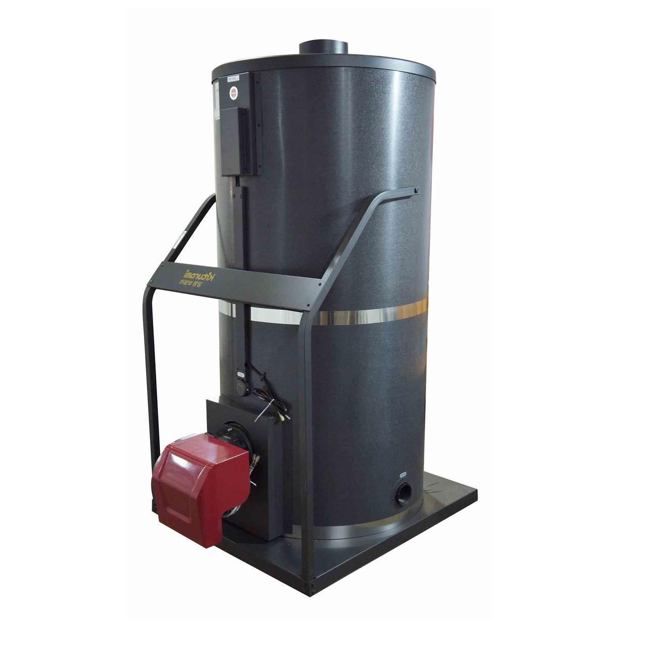 Напольный газовый котел средней мощности Kiturami KSG-100R
