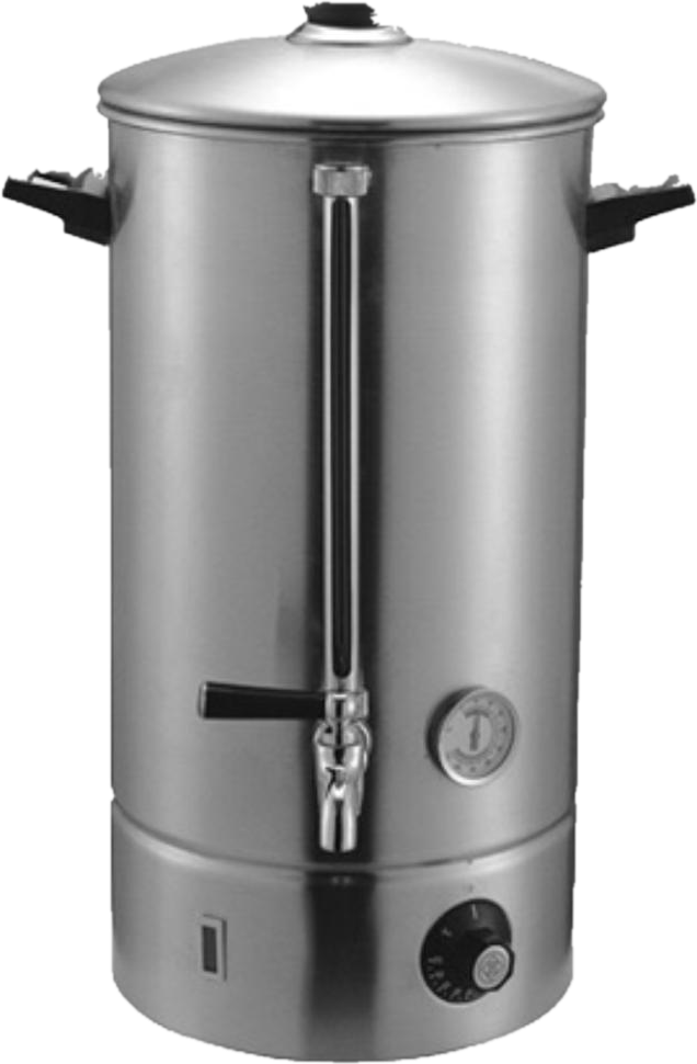 Электро-кипятильник (чаераздатчик) 30 литров, двойная теплоизоляция
