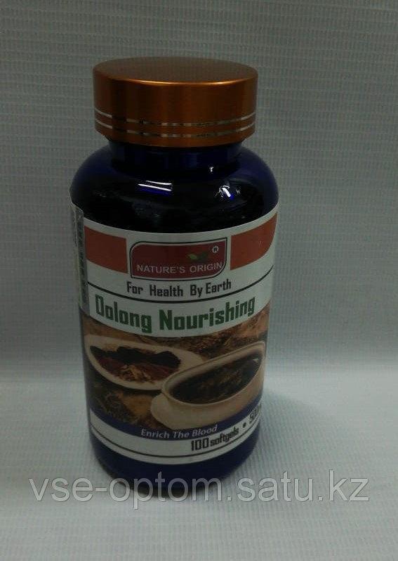 Капсулы Улун - Oolong Nourishing