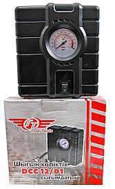 Компрессор автомобильный, 12В, DCC 12/01, TOTAL TOOLS