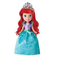 """Карапуз Интерактивная кукла """"Принцессы Диснея"""" Моя маленькая принцесса Ариэль, 25 см"""