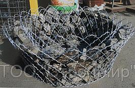 Изделия и оцинкованного гнутого прута для ландшафта