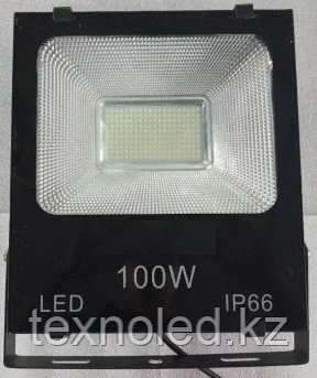 Прожектор светодиодный SMD  100W 6500К, фото 2
