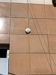 Панорманая камера Mobotix Q24 с объективом на 360 градусов
