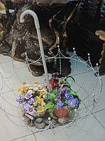 Изделия и оцинкованного гнутого прута для ландшафта , фото 1