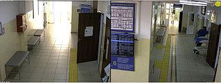 Система видеонаблюдения Mobotix гордской больницы №15 г. Алматы 7
